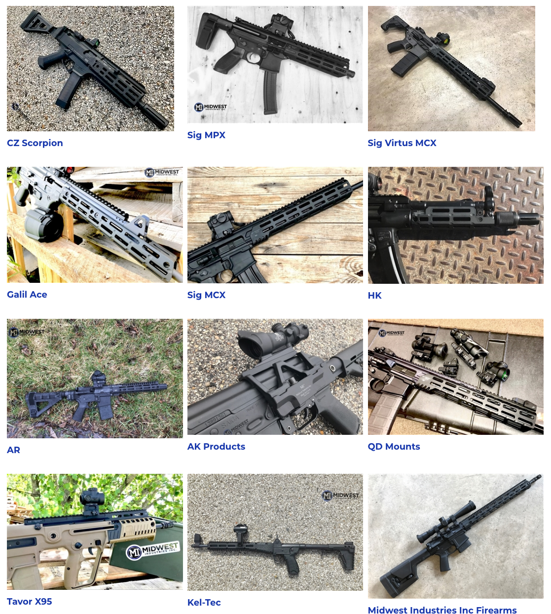 Midwest Industries: Henry Handguards
